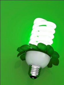 Think local by saving energy